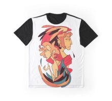 Daedalus & Icarus Graphic T-Shirt