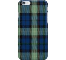 00508 Auchinachie Tartan  iPhone Case/Skin