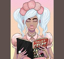 Girls read comics too! Crypt Unisex T-Shirt