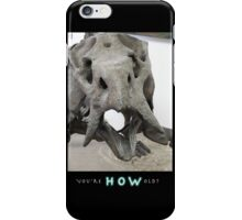 You're HOW Old?! iPhone Case/Skin