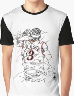 Allen Iverson Graphic T-Shirt