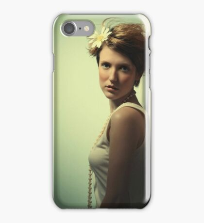 hints of spring iPhone Case/Skin