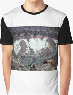 The View from Death Valley Inn Graphic T-Shirt