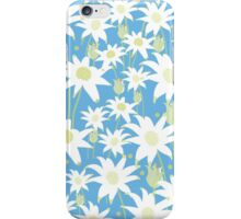 Flannel Flowers iPhone Case/Skin