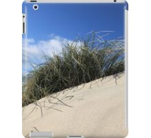 SAND DUNE IN THE WIND  iPad Case/Skin