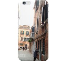Message in a Basket Venice Italy iPhone Case/Skin