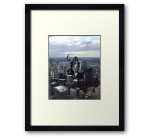 Views - North East Framed Print