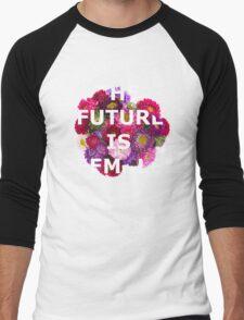 Feminist Men's Baseball ¾ T-Shirt