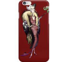 Cruel Woman  iPhone Case/Skin