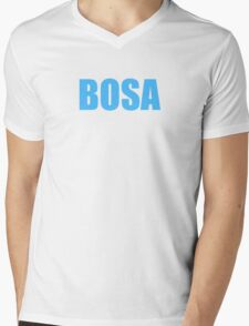 BOSA! Mens V-Neck T-Shirt