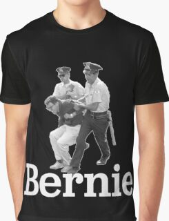 BERNIE ARRESTED! Graphic T-Shirt