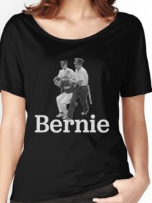 BERNIE ARRESTED! Women's Relaxed Fit T-Shirt
