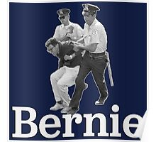 BERNIE ARRESTED! Poster