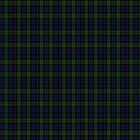 00535 Black Watch (smallest sett) Military Tartan  by Detnecs2013