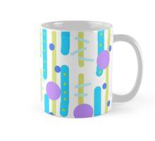 Summer Walk Dottie - Lime - Digital Art Mug