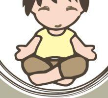 禪 Zen kids Sticker