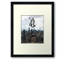 Views - Facing South Framed Print