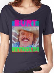 The Bandit - Burt Reynolds  Women's Relaxed Fit T-Shirt