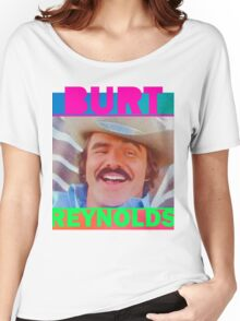 The Bandit - Burt Reynolds  Women's Relaxed Fit T-Shirt