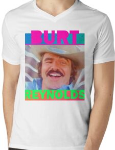 The Bandit - Burt Reynolds  Mens V-Neck T-Shirt