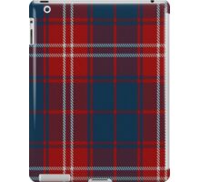 00549 Bon Accord District Tartan  iPad Case/Skin