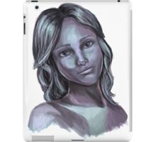 Lavender Portrait iPad Case/Skin