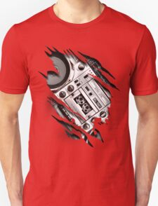 Retro At Heart! Unisex T-Shirt