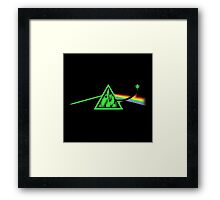 Scape From OZ Framed Print