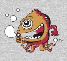 bubble Beast One Piece - Long Sleeve