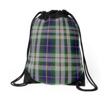00561 Californian Macleod Clan Tartan  Drawstring Bag