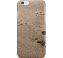 Who Goes There? iPhone Case/Skin