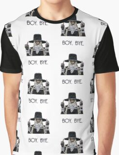 BOY, BYE. Graphic T-Shirt