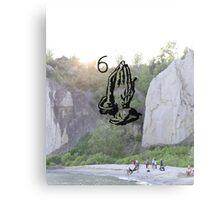 Views - The Bluffs Canvas Print