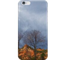Sunlight on Red Rocks Root Chakra Boosting iPhone Case/Skin