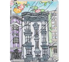 San Francisco Houses #12 iPad Case/Skin