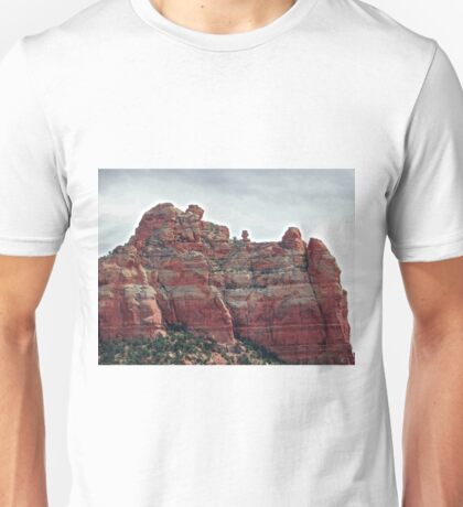 Red Rocks of Sedona Unisex T-Shirt