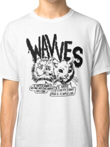 I liked Wavves Before they were cool  Classic T-Shirt