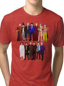 The Regenerated Doctors Tri-blend T-Shirt