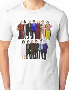 The Regenerated Doctors Unisex T-Shirt