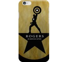 Rogers - An American Captain iPhone Case/Skin