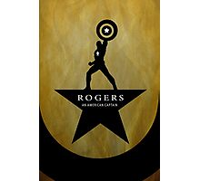 Rogers - An American Captain Photographic Print