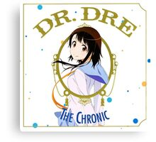 Dr dre the chronic onodera  Canvas Print