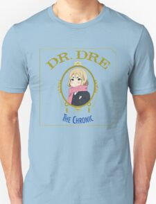 Dr. Dre- The Chronic Mugi K- ON! Unisex T-Shirt