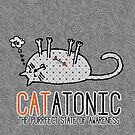 CATatonic The Purrfect State of Awareness by Doreen Erhardt