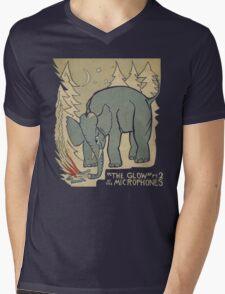 The Microphones  Mens V-Neck T-Shirt