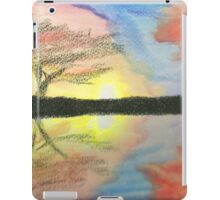 Sunset- Tree iPad Case/Skin