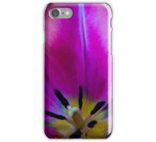 Purple Tulip iPhone Case/Skin