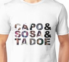 Capo Chief Keef Sosa and Tadoe Unisex T-Shirt