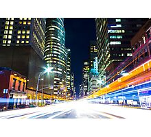 The Bright City Photographic Print