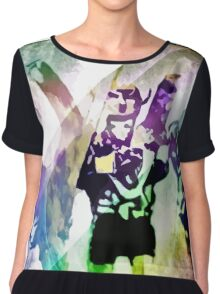 Defenders of the universe Chiffon Top